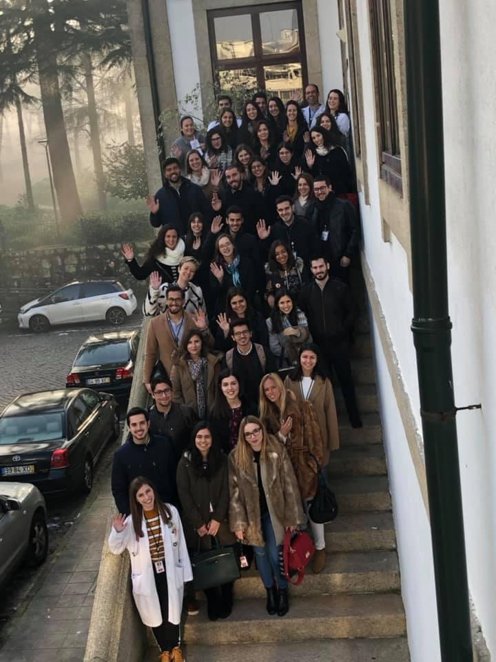 imagem do post do 36 Médicos Internos Iniciaram Formação no HSMM