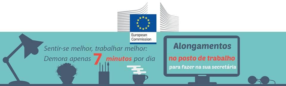 imagem do post do Fit@work– uma iniciativa original da Comissão Europeia
