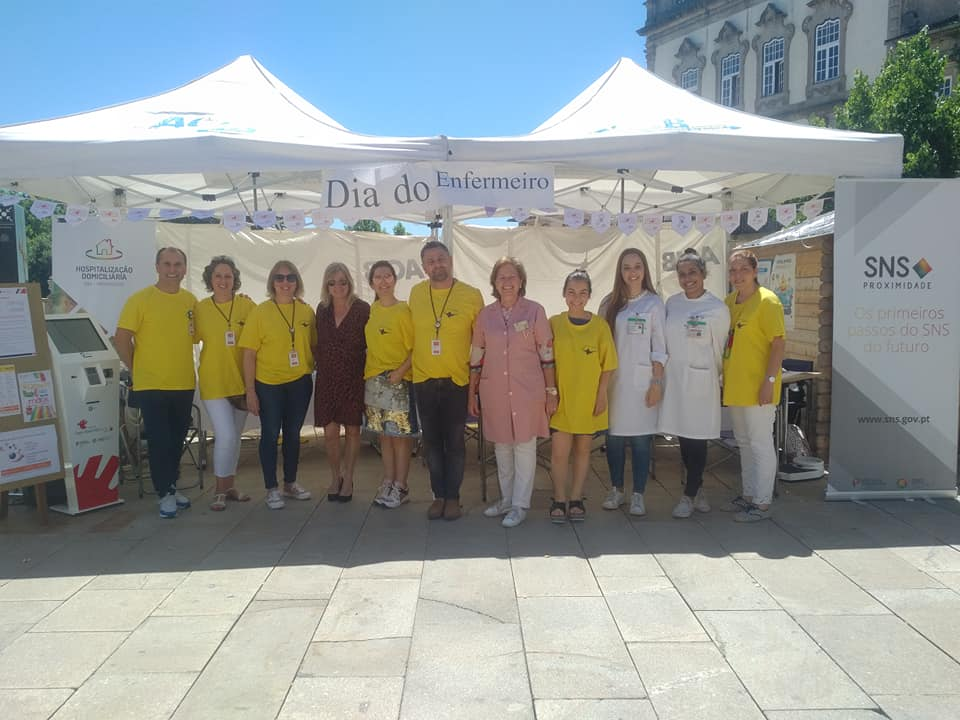 imagem do post do HSMM comemora Dia Internacional do Enfermeiro